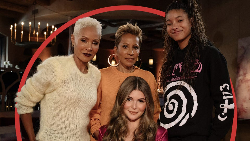 Jada Pinkett And Her Mom Adrienne Face-Off Over Olivia Jade Giannulli Interview