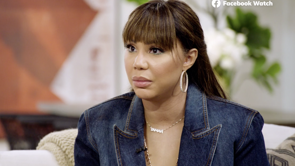 Tamar Braxton Discusses Her Suicide Attempt On  'Peace of Mind with Taraji'