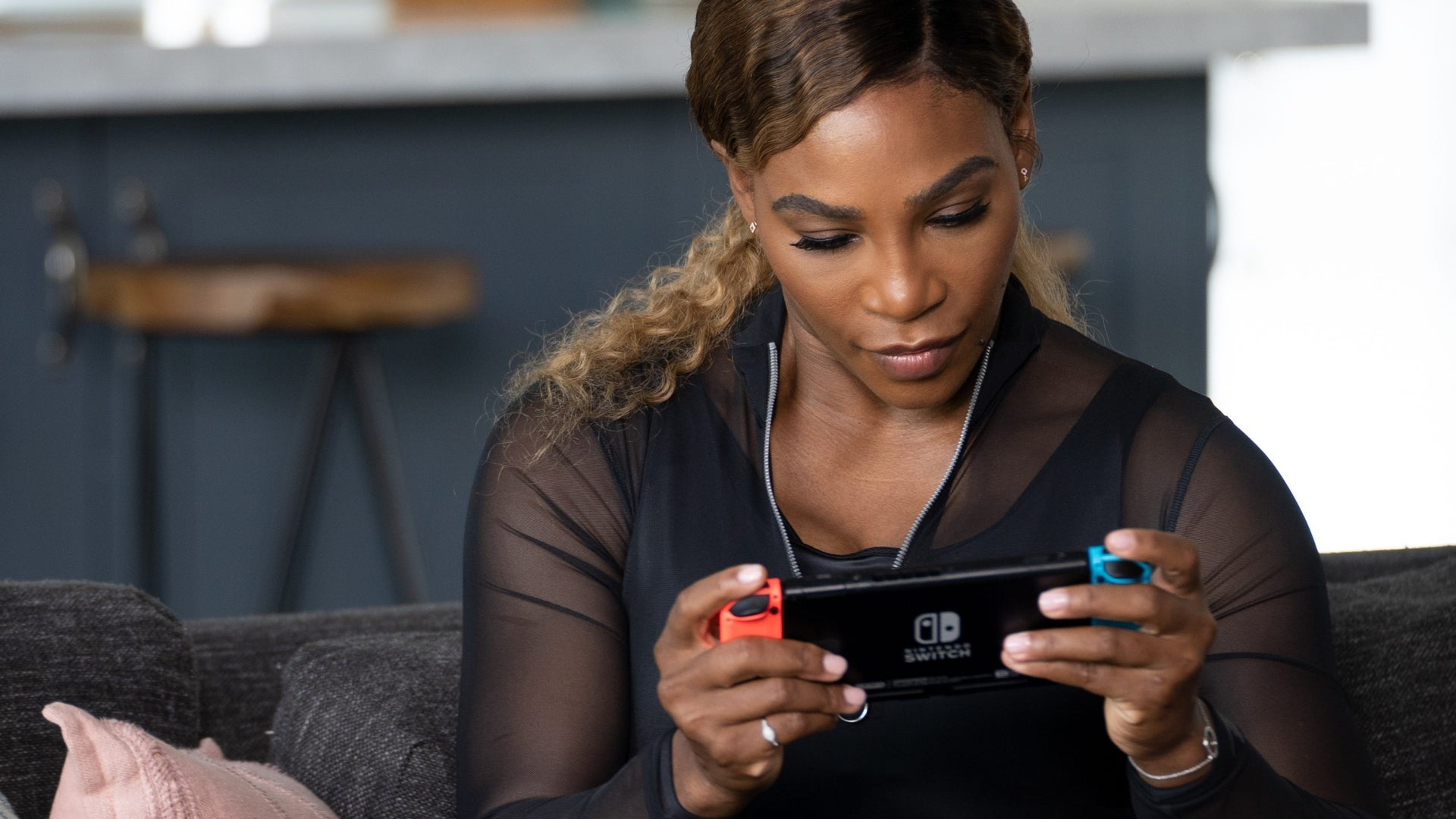 Serena Williams Shares Her Love For Gaming From Childhood To Now
