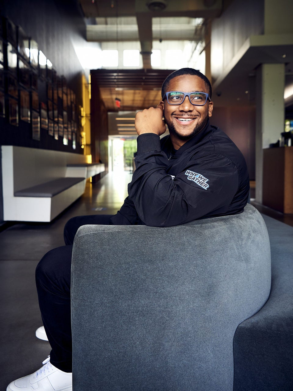 """Ryan Wilson, The CEO And Co-Founder Of """"The Gathering Spot"""" Created Space For The Black Community To Come Together & Change The World"""