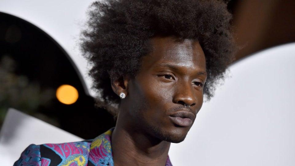 Twenty Black Male Models You Should Know
