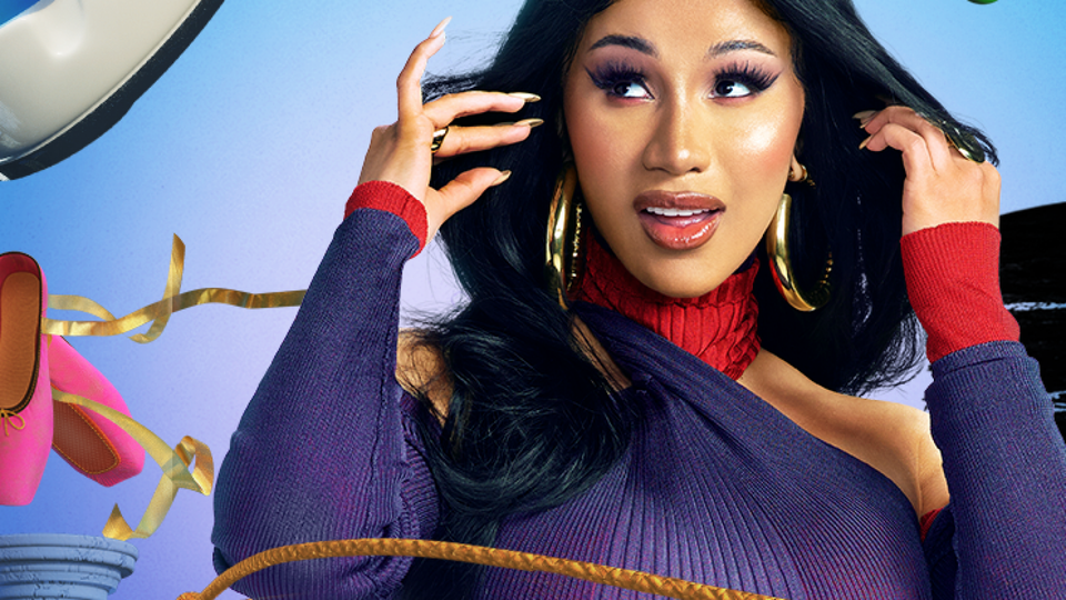 Watch The Trailer For Cardi B's Hilarious New Show, 'Cardi Tries'