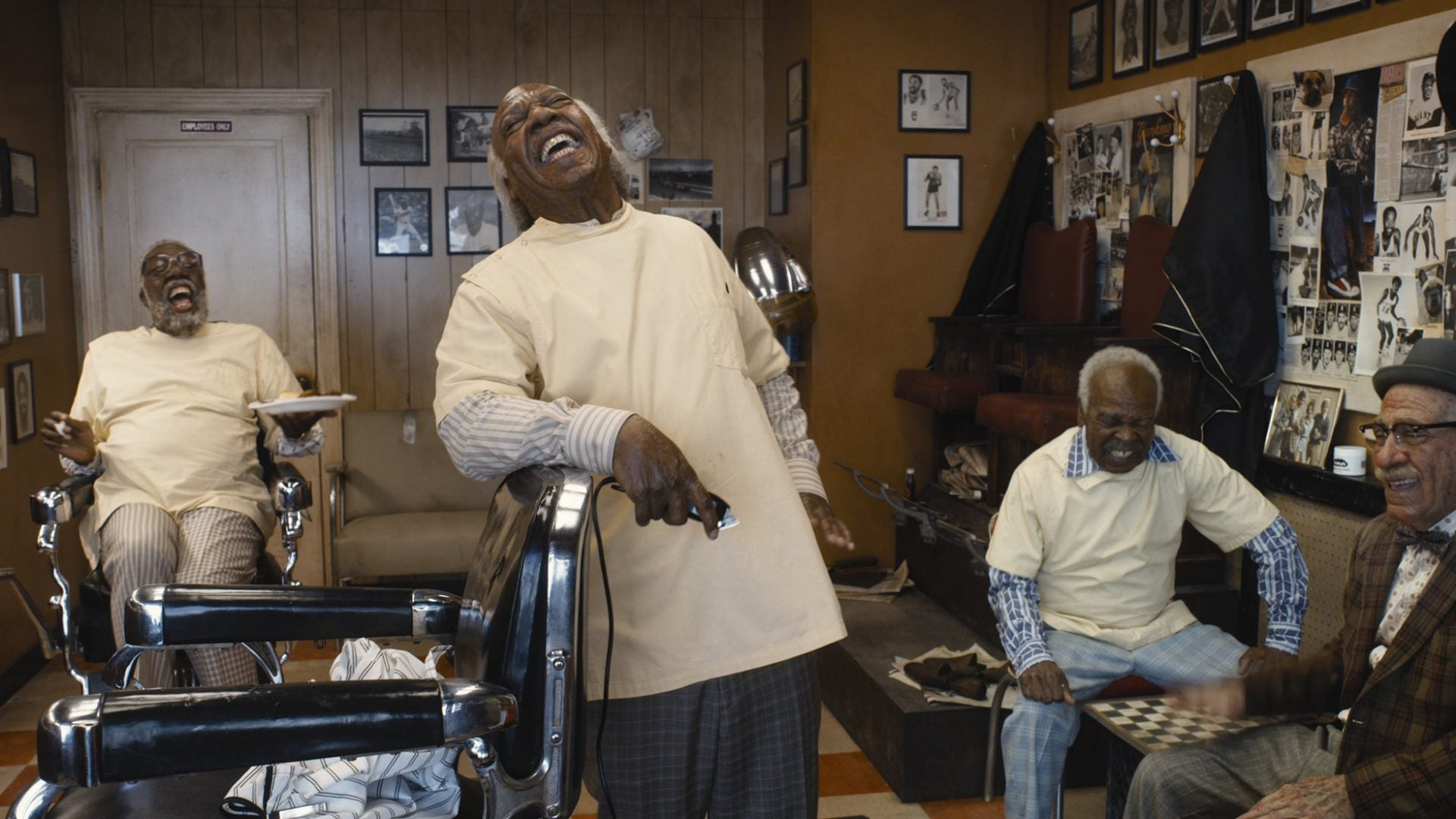 Watch The First Official Trailer For 'Coming 2 America'