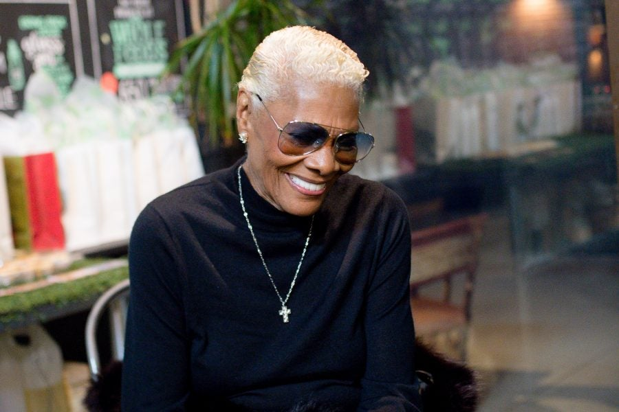 Dionne Warwick Rules Twitter, Pokes Fun At Chance The Rapper