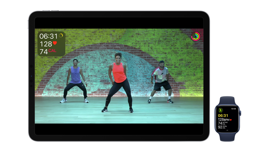 Apple's New Fitness Plus Offers Recorded Workout Classes From Coaches Handpicked To Inspire and Motivate