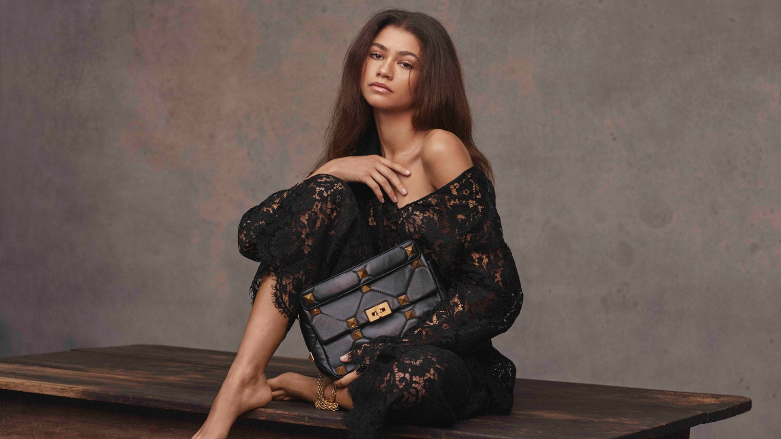 Zendaya Is The New Face Of The Fashion Label Valentino