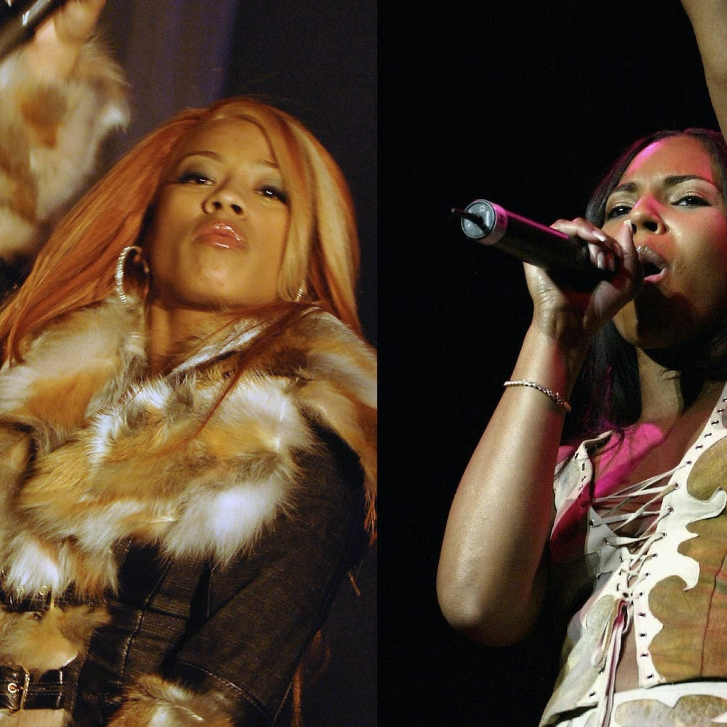 Keyshia Cole And Ashanti Will Face Off In The Next Verzuz Battle
