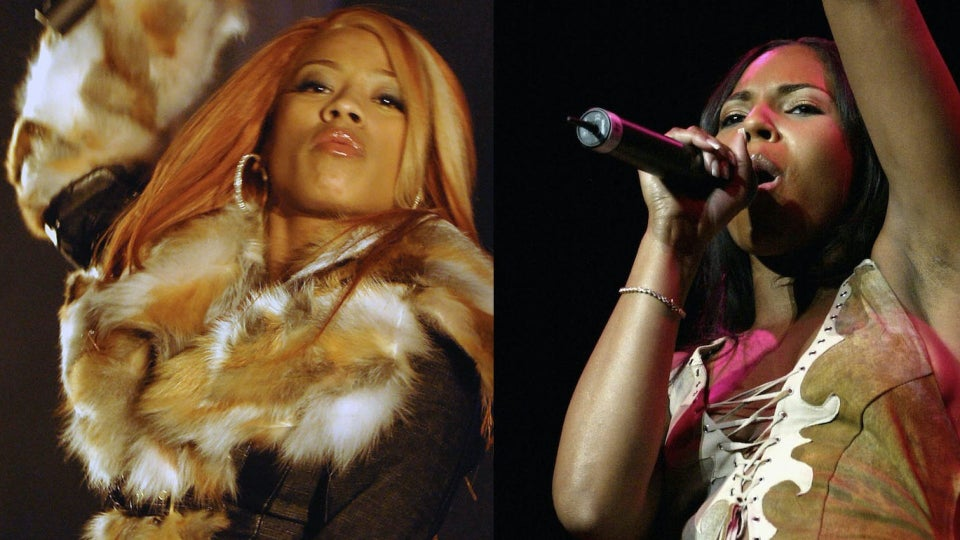 Ashanti Tests Positive For COVID-19 Hours Before Verzuz Battle With Keyshia Cole