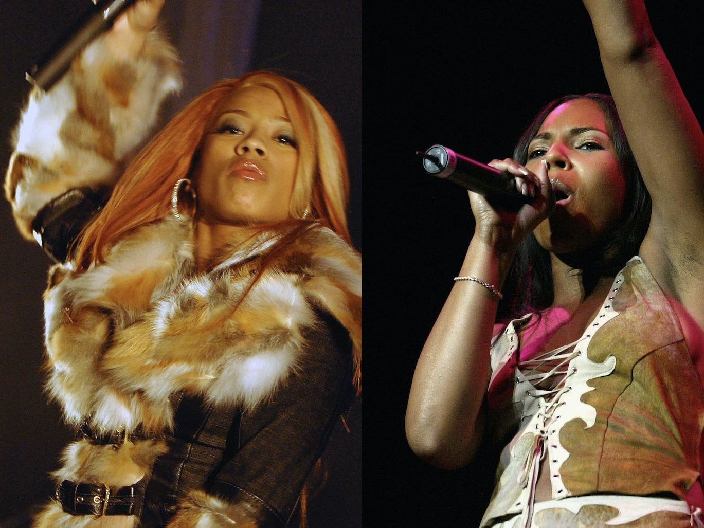 Ashanti And Keyshia Cole Verzuz Rescheduled For The (Final?) Time