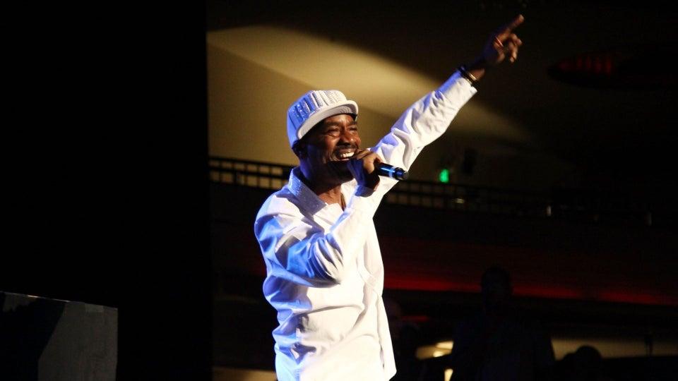 Rap Legend Kurtis Blow's Heart Transplant Was A Success