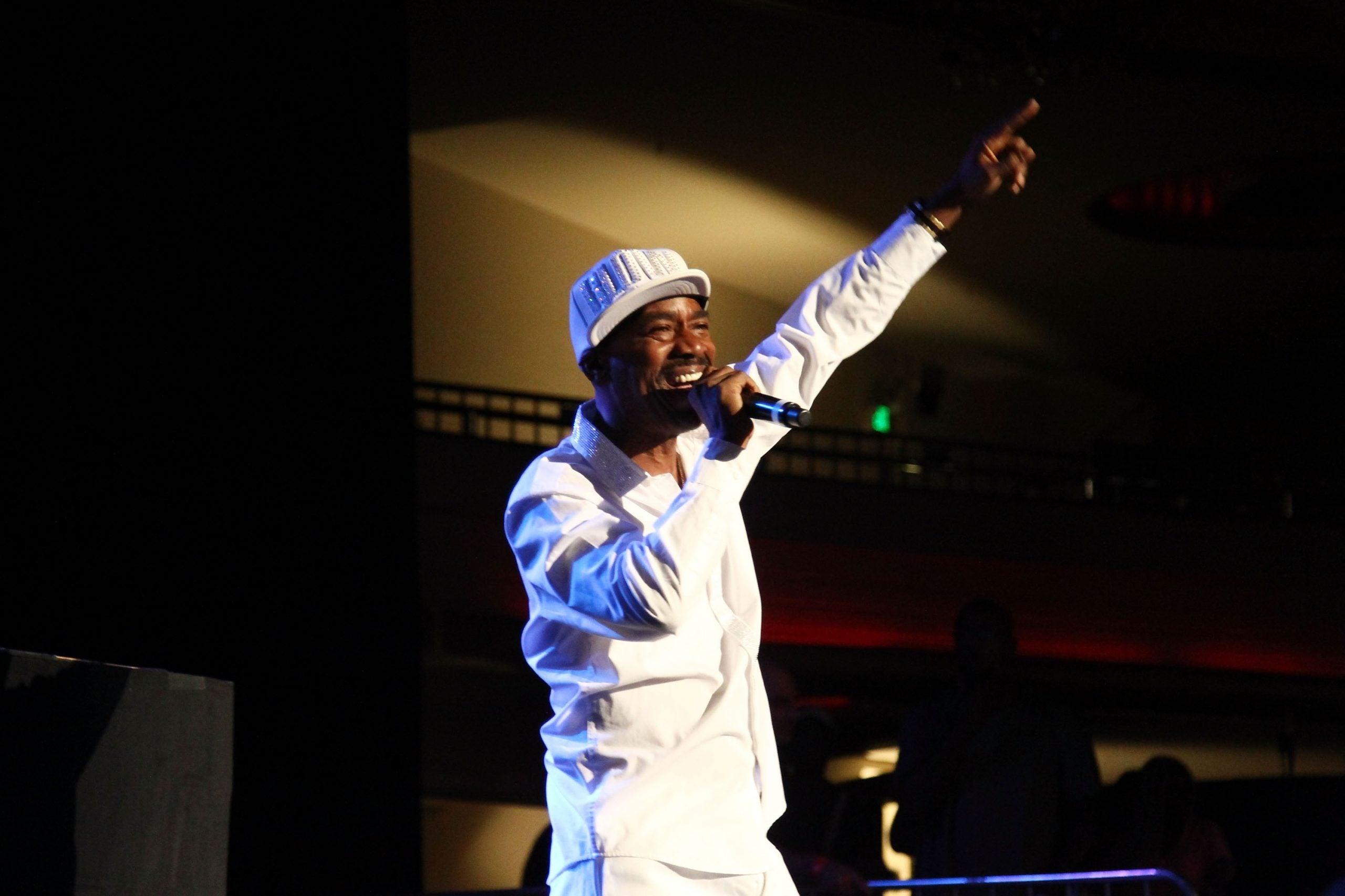 Rap Legend Kurtis Blow Underwent A Successful Heart Transplant