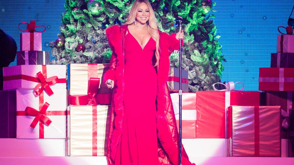 Mariah Carey's 'All I Want For Christmas Is You' Is Most-Streamed Holiday Song Of All Time