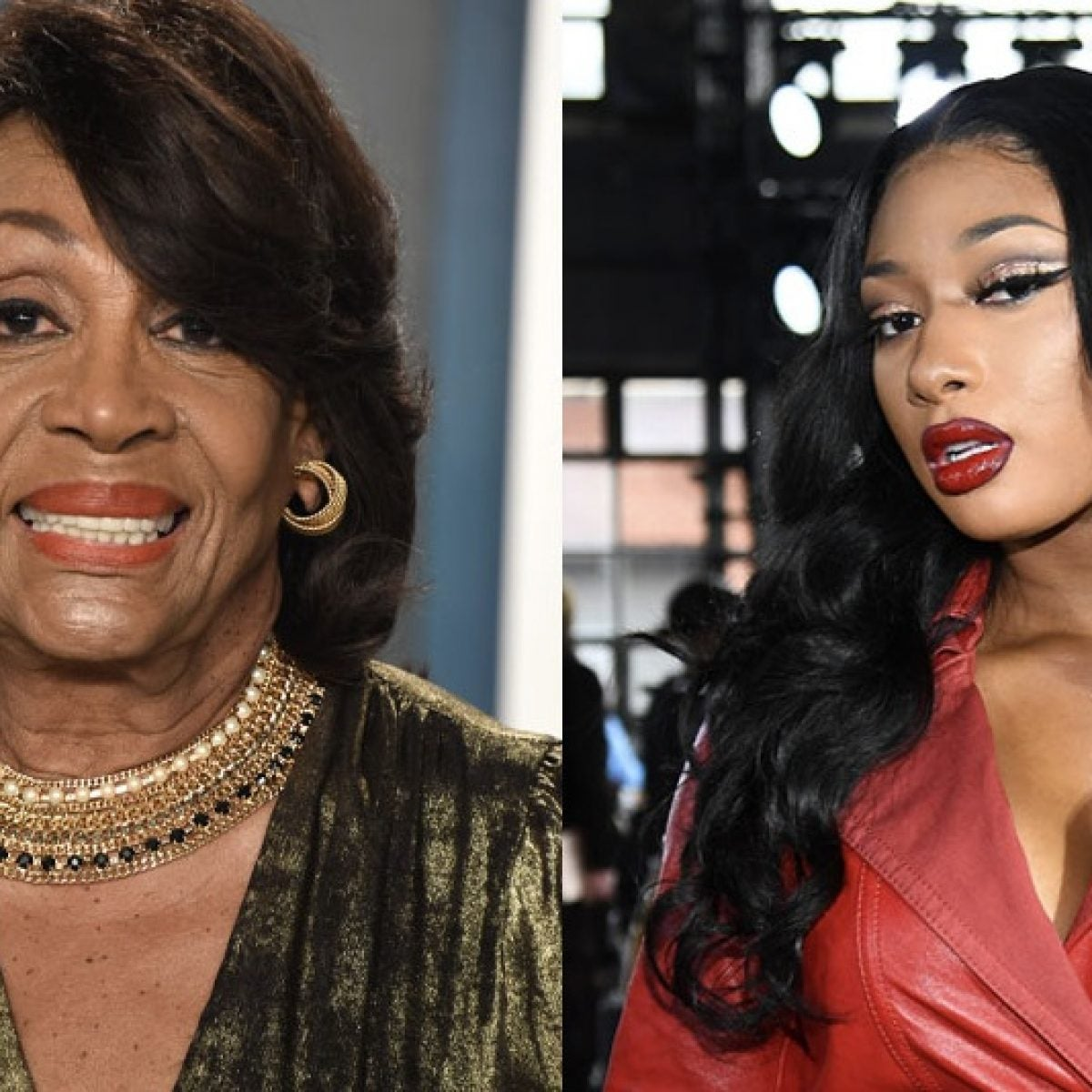 """Read The Encouraging Letter Rep. Maxine Waters Sent Megan Thee Stallion: """"I Have Your Back"""""""