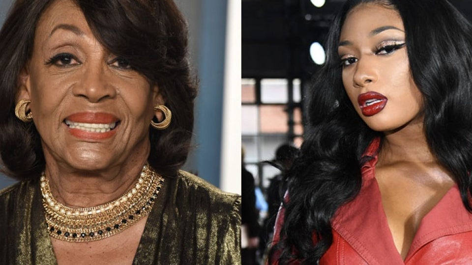 "Read The Encouraging Letter Rep. Maxine Waters Sent Megan Thee Stallion: ""I Have Your Back"""