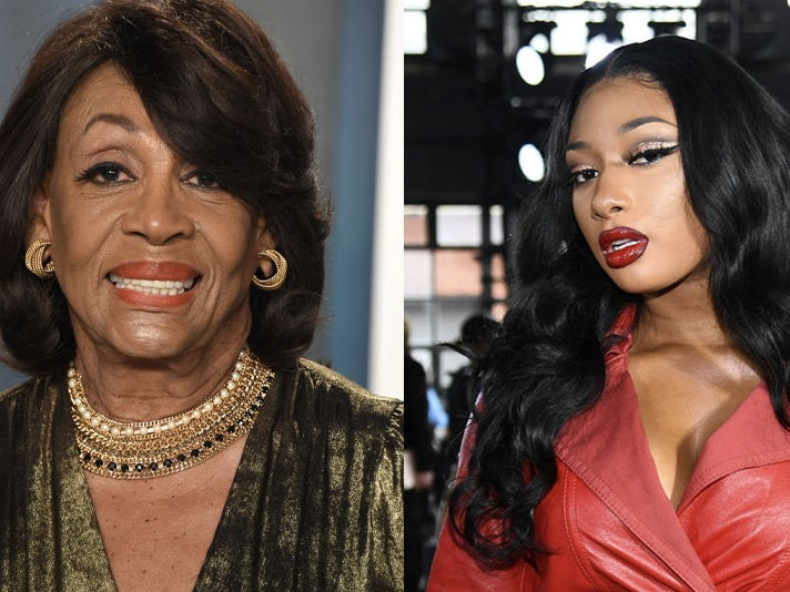 Read The Encouraging Letter Maxine Waters Sent Megan Thee ...