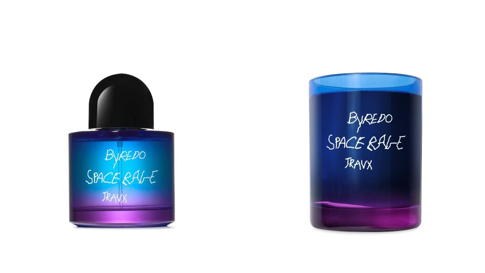 Travis Scott Teamed Up With Luxury Fragrance Brand Byredo Collection Inspired By Outer Space