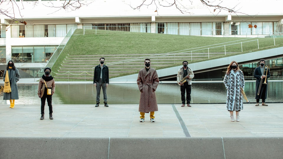 Fendi Partners With The Juilliard  School For A Jazz Performance