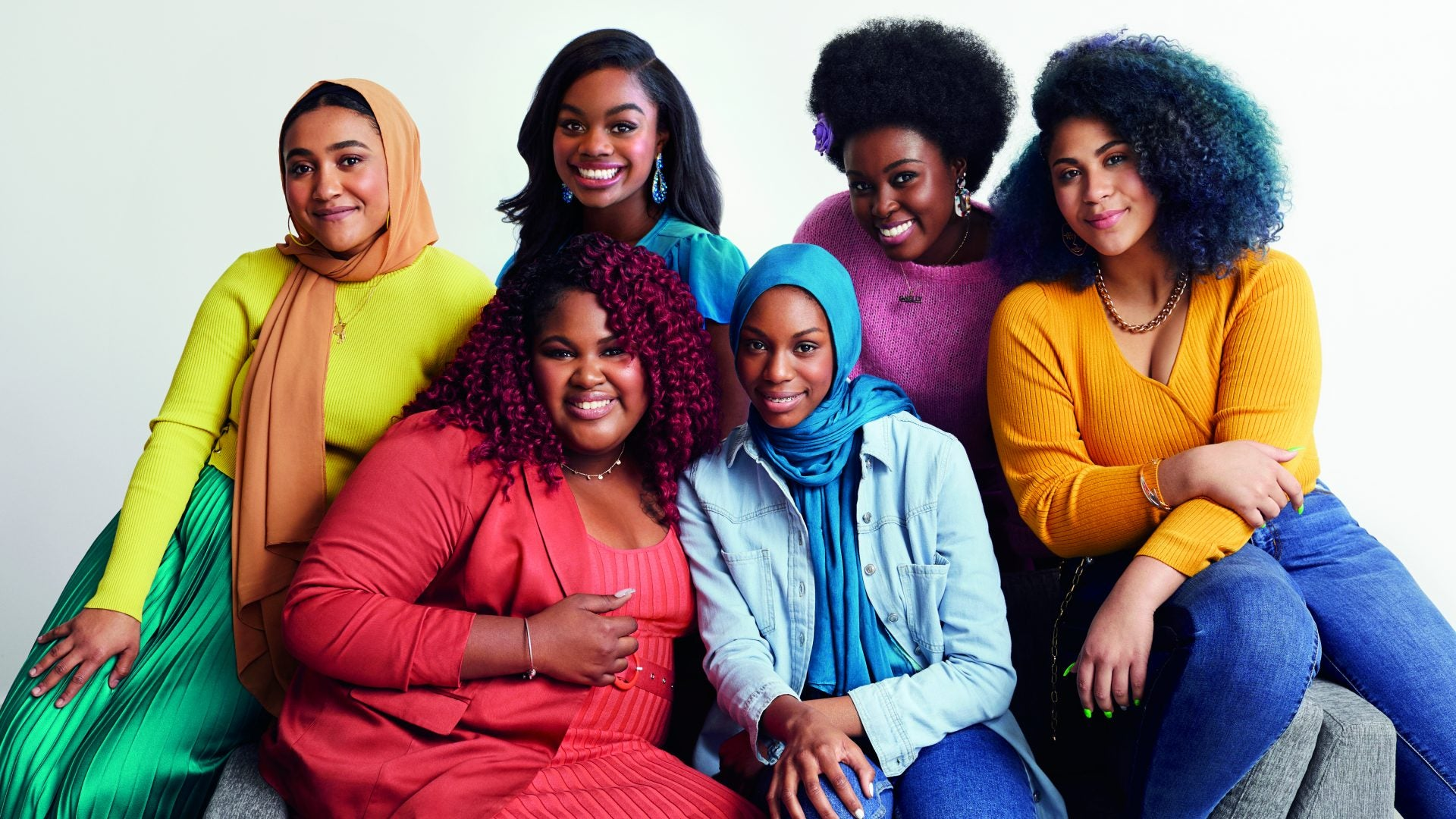 Get to Know the Faces of Girls United: Beautiful Possibilities