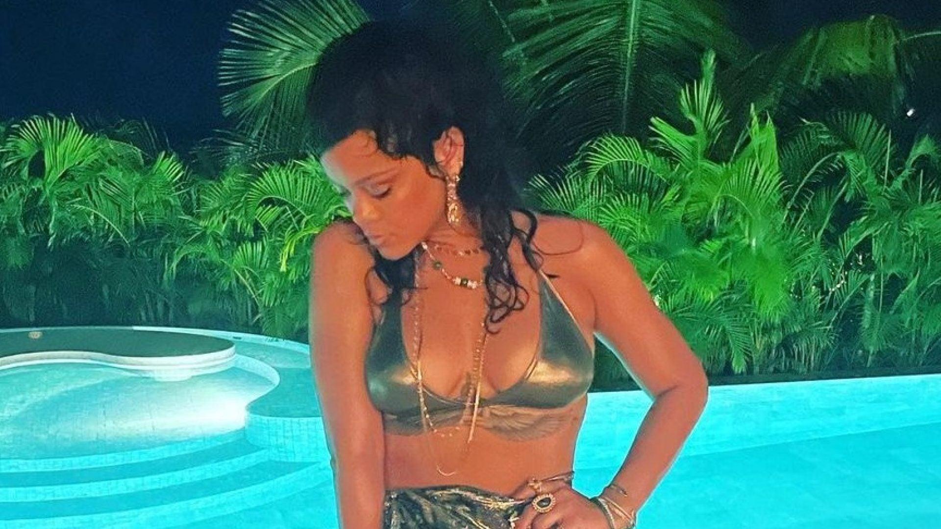 Rihanna And Keke Palmer Bring Back This Retro Hairstyle