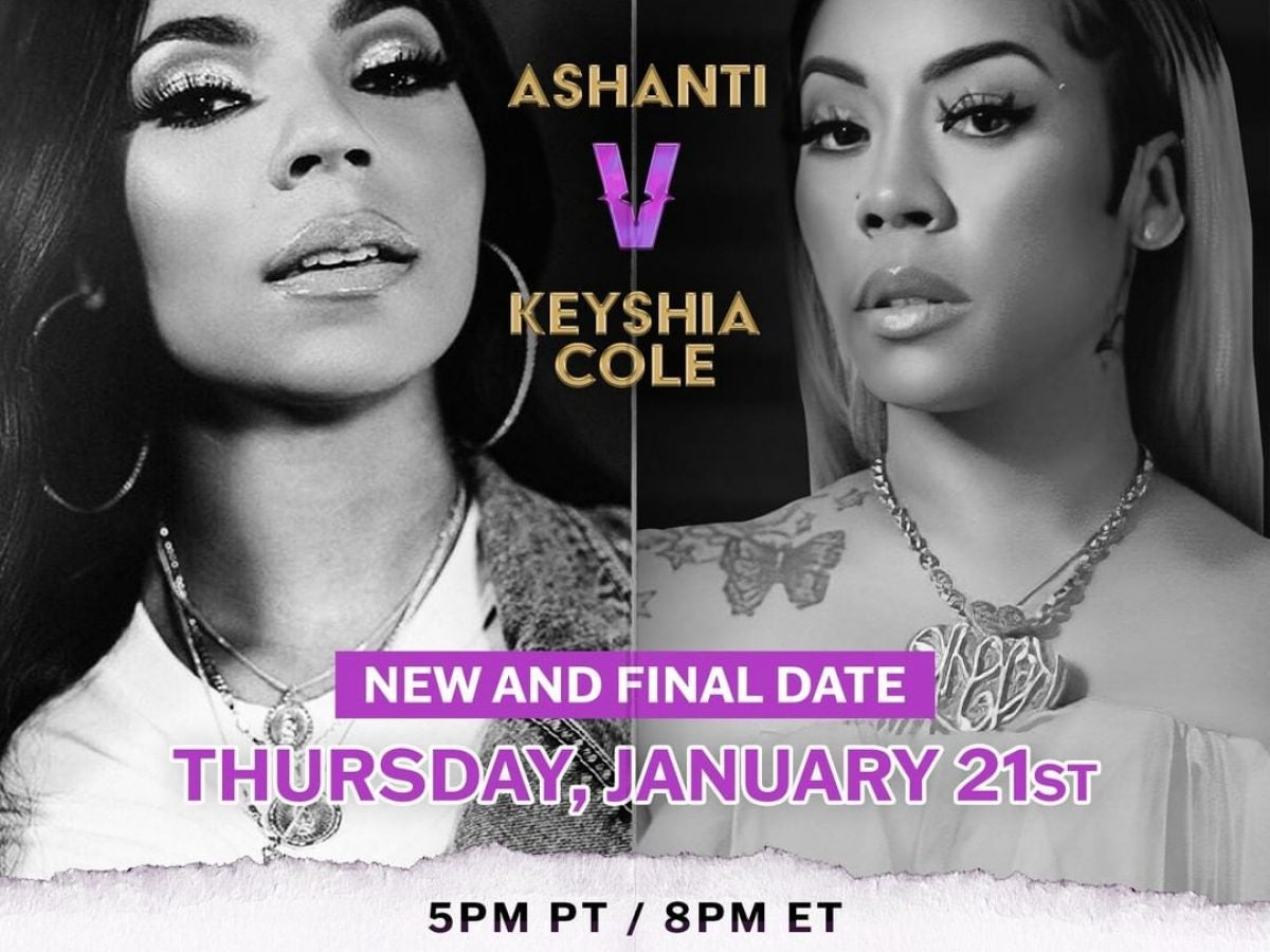 9 Moments We Loved From Ashanti Verzuz Keyshia Cole
