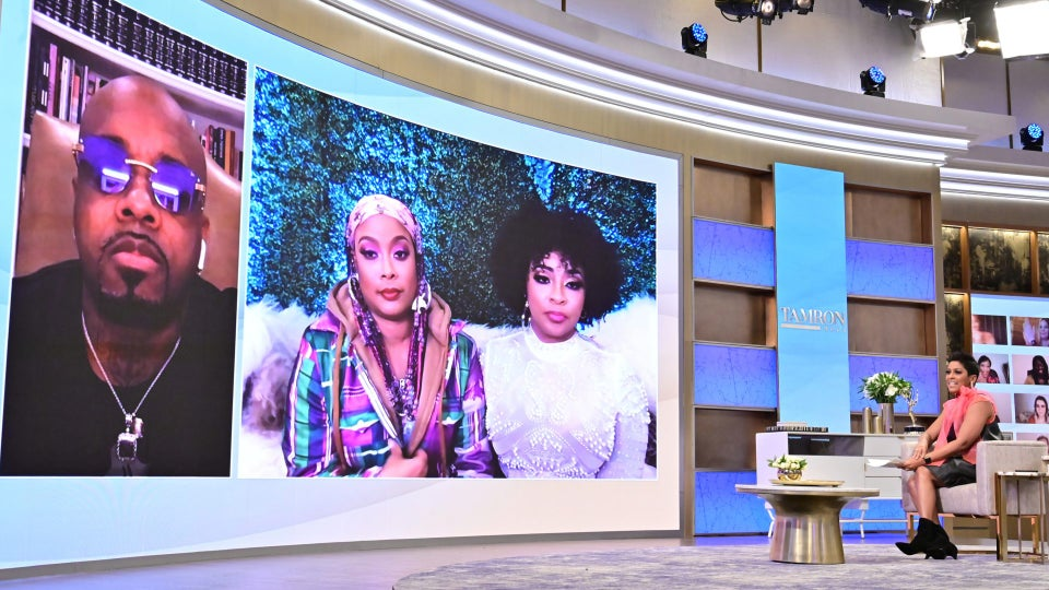 Da Brat and Jesseca Dupart Share Their Coming Out Journey With Tamron Hall