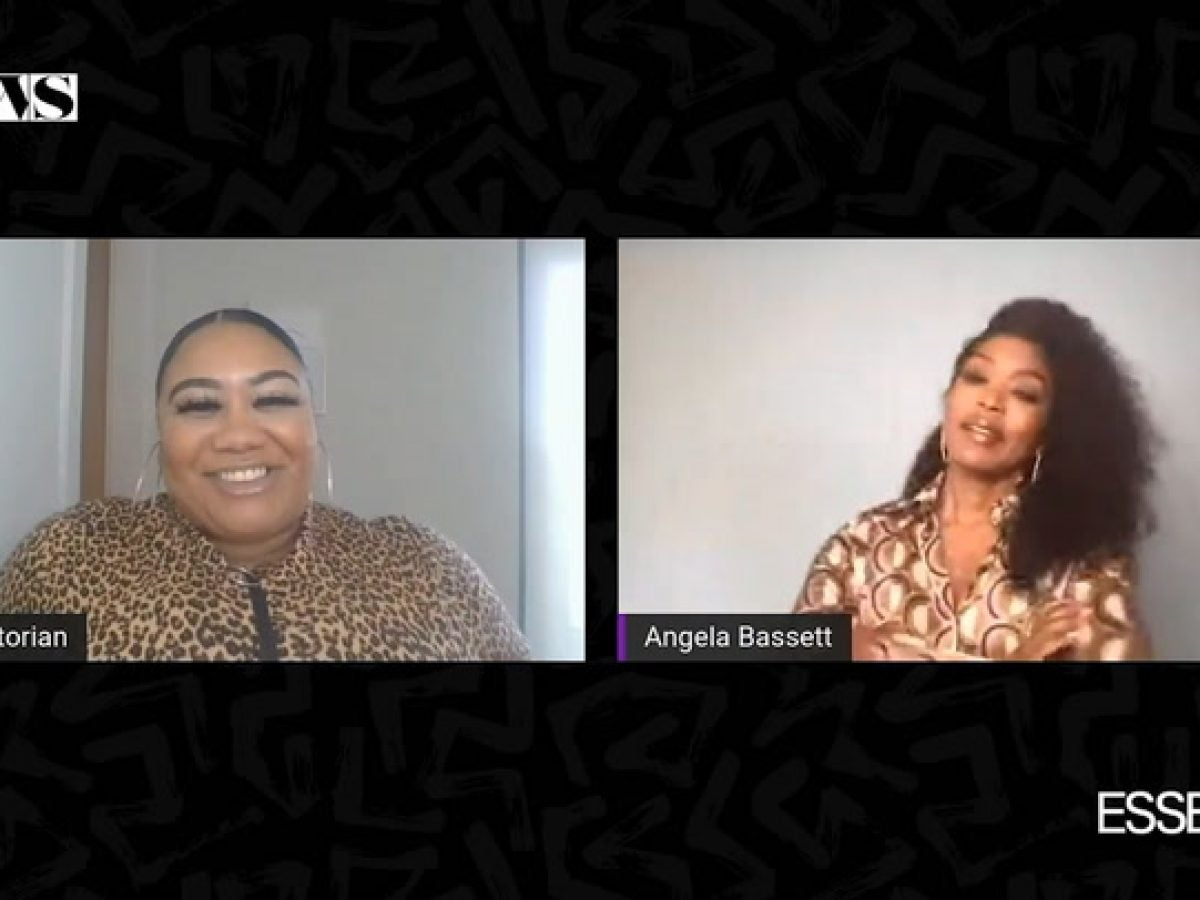 Angela Bassett on New Season of 9-1-1, COVID-19 and Chadwick Boseman