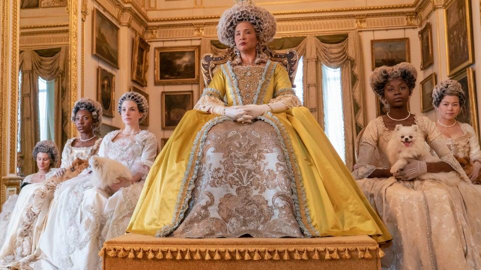 'Bridgerton's' Black Girl Magic Is Absolutely Royal