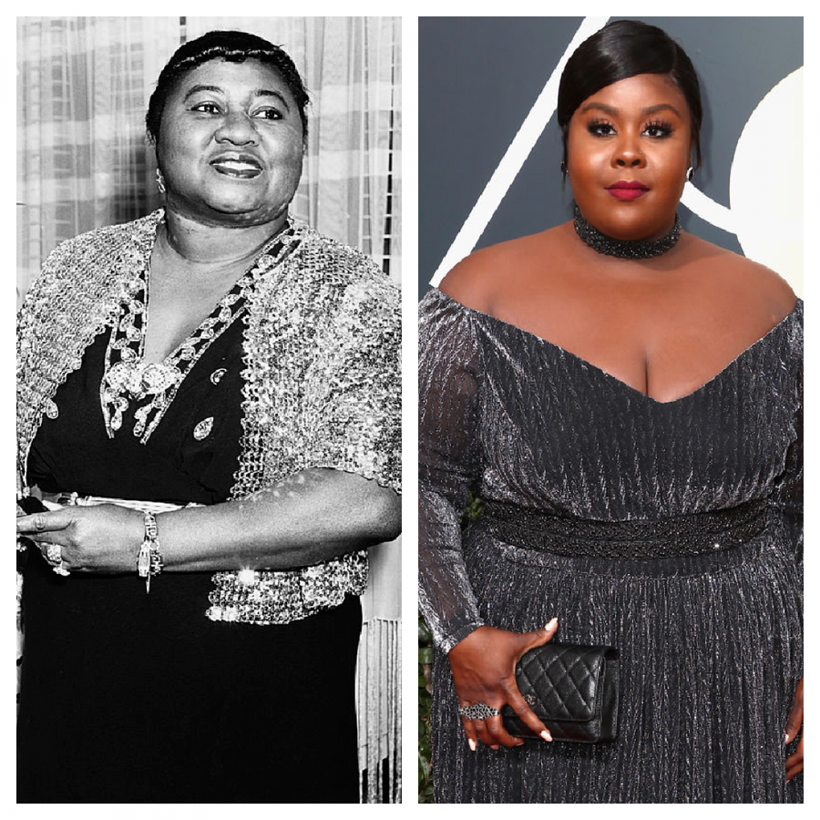 Raven Goodwin Is Hattie McDaniel For 'Behind The Smile' Biopic