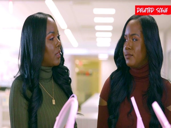 Q&A with the Glam Twinz (Deleted Scene From Episode 2 of Girls United: Beautiful Possibilities 2.0)