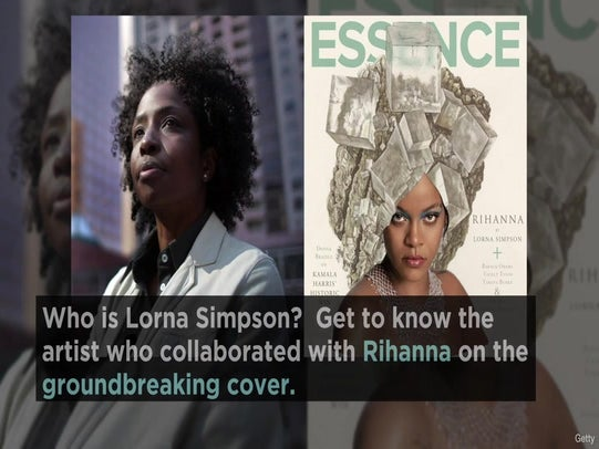 Who is Lorna Simpson