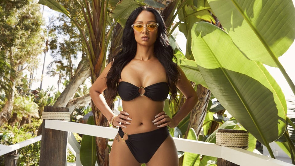 Draya Partners With PacSun To Carry Mint Swim
