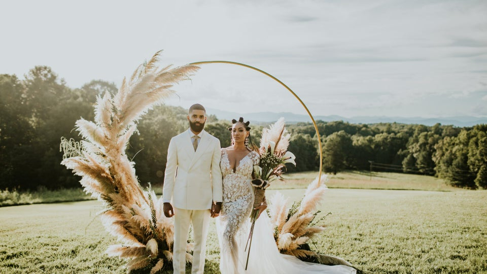 Rosco And Matthew's Ethereal North Carolina Wedding