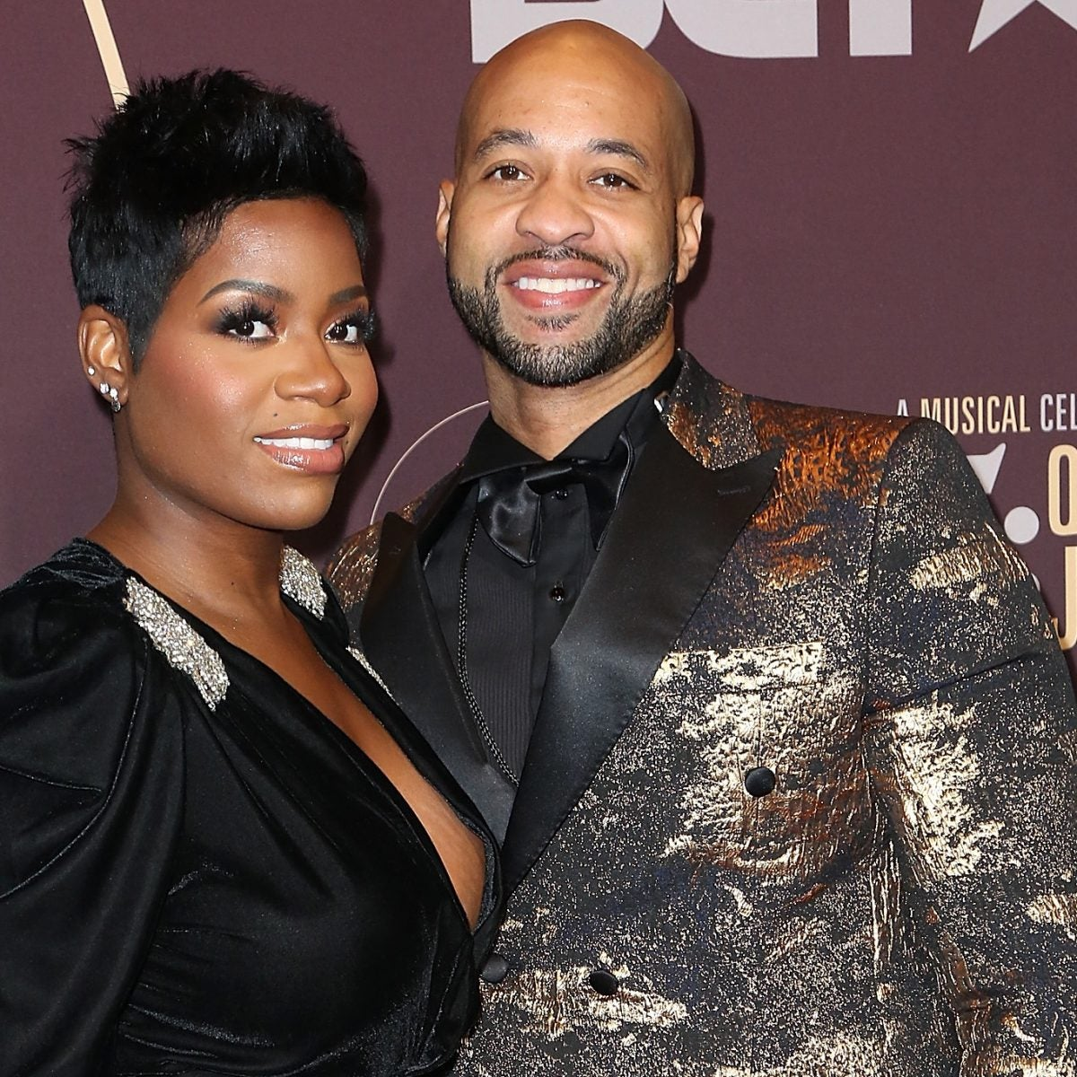 Fantasia And Kendall Taylor Turned On The Fireworks For Their Sweet Gender Reveal