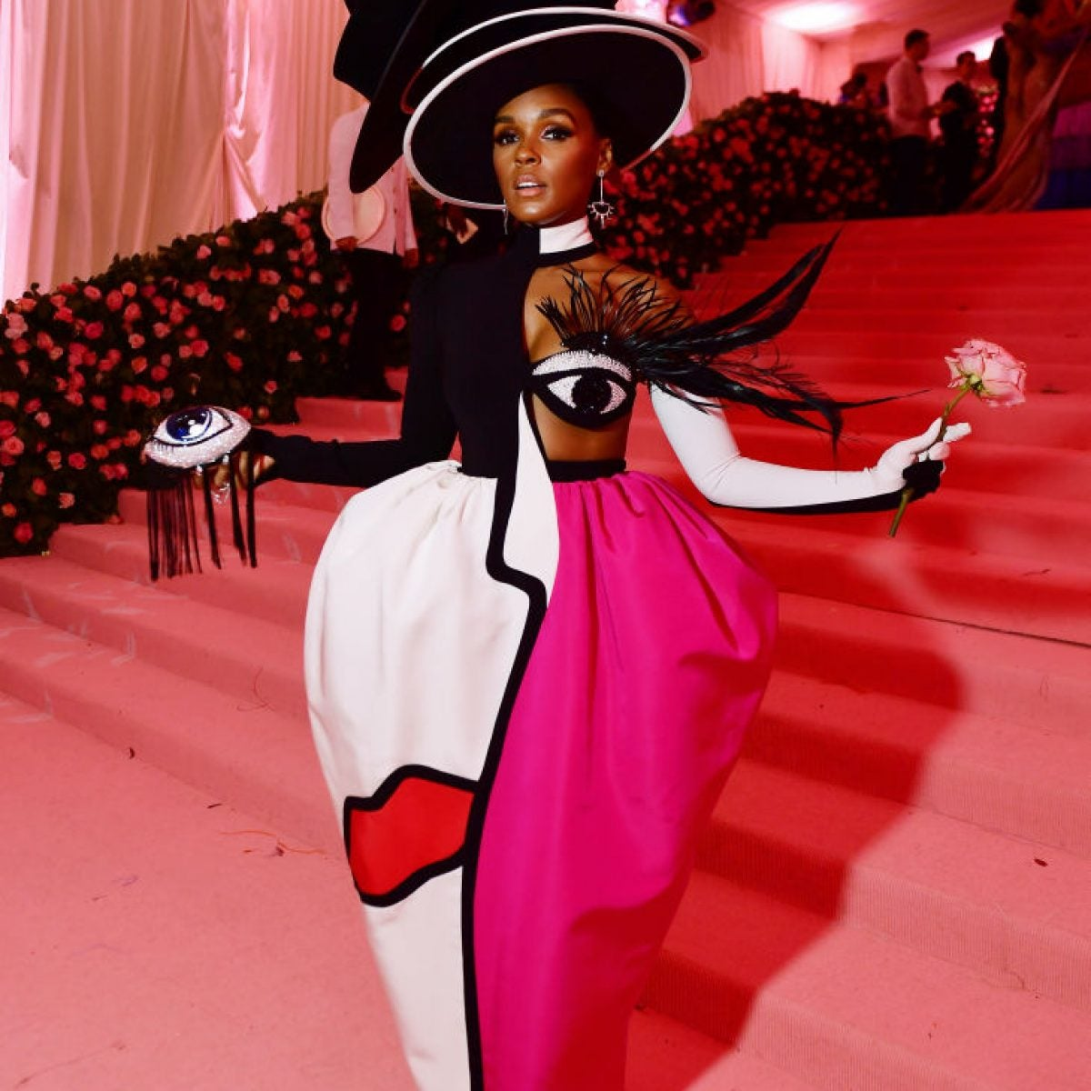Twitter Wants Janelle Monáe To Be The Next Willy Wonka, Here's Why