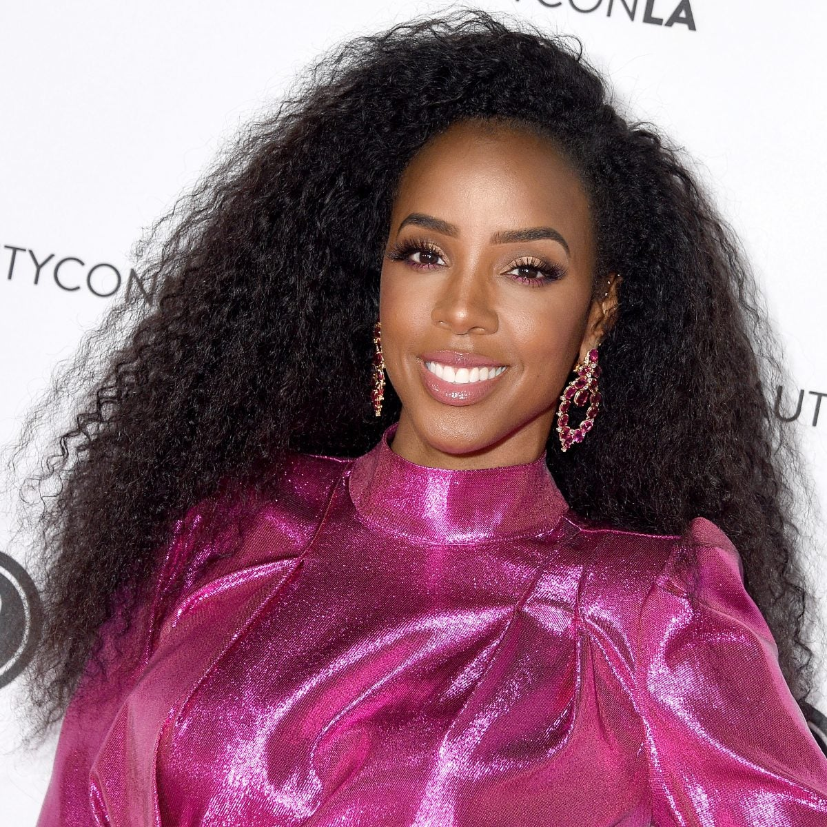 Kelly Rowland Is Having A Blast As She Prepares To Deliver Baby #2
