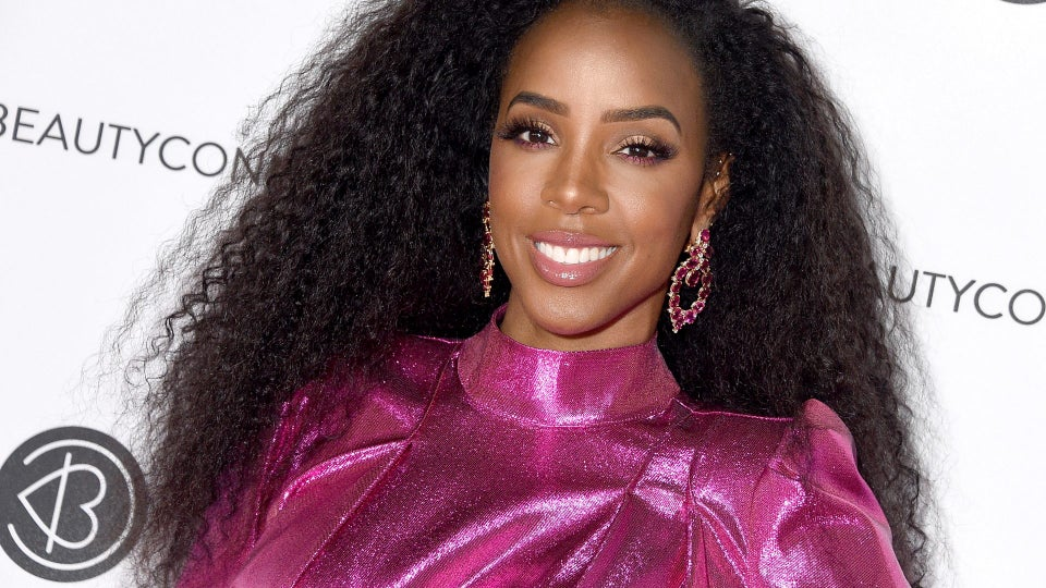 Kelly Rowland Has Welcomed Another Baby Boy, Noah Jon