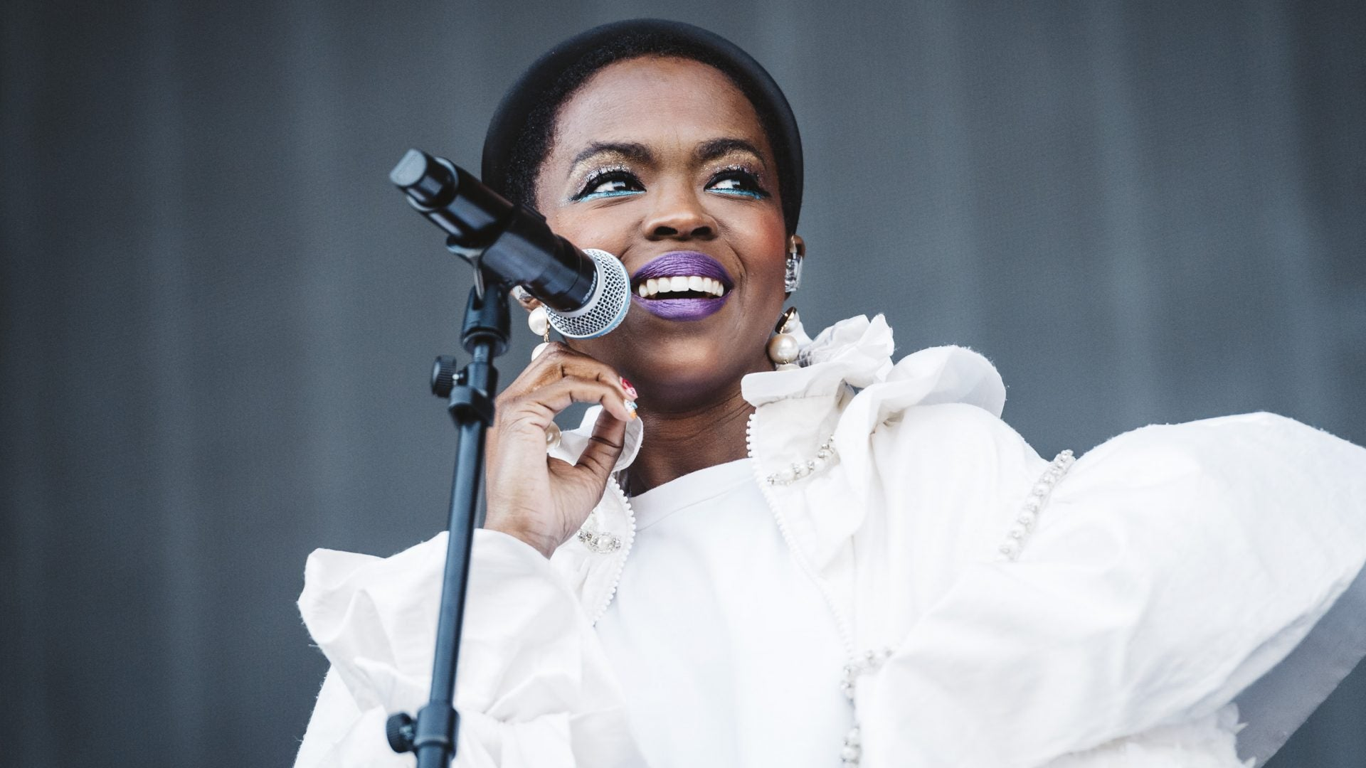 Lauryn Hill Explains Why  'Miseducation' Became Her Last Album