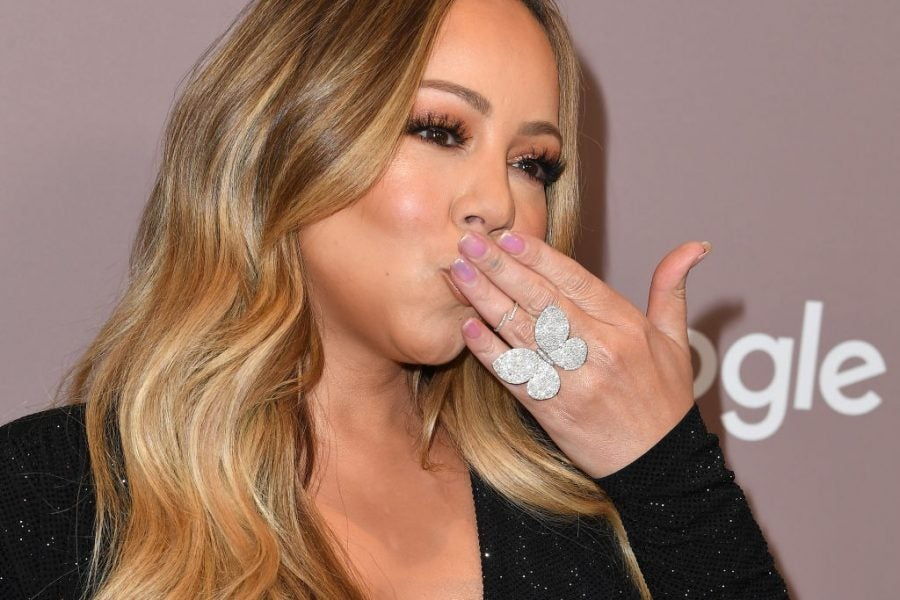 Mariah Carey Recalls How Important It Was To Be Seen As A Black ...