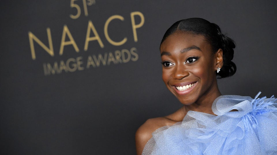 5 Things To Know About 'THEM And 'Us' Star Shahadi Wright Joseph