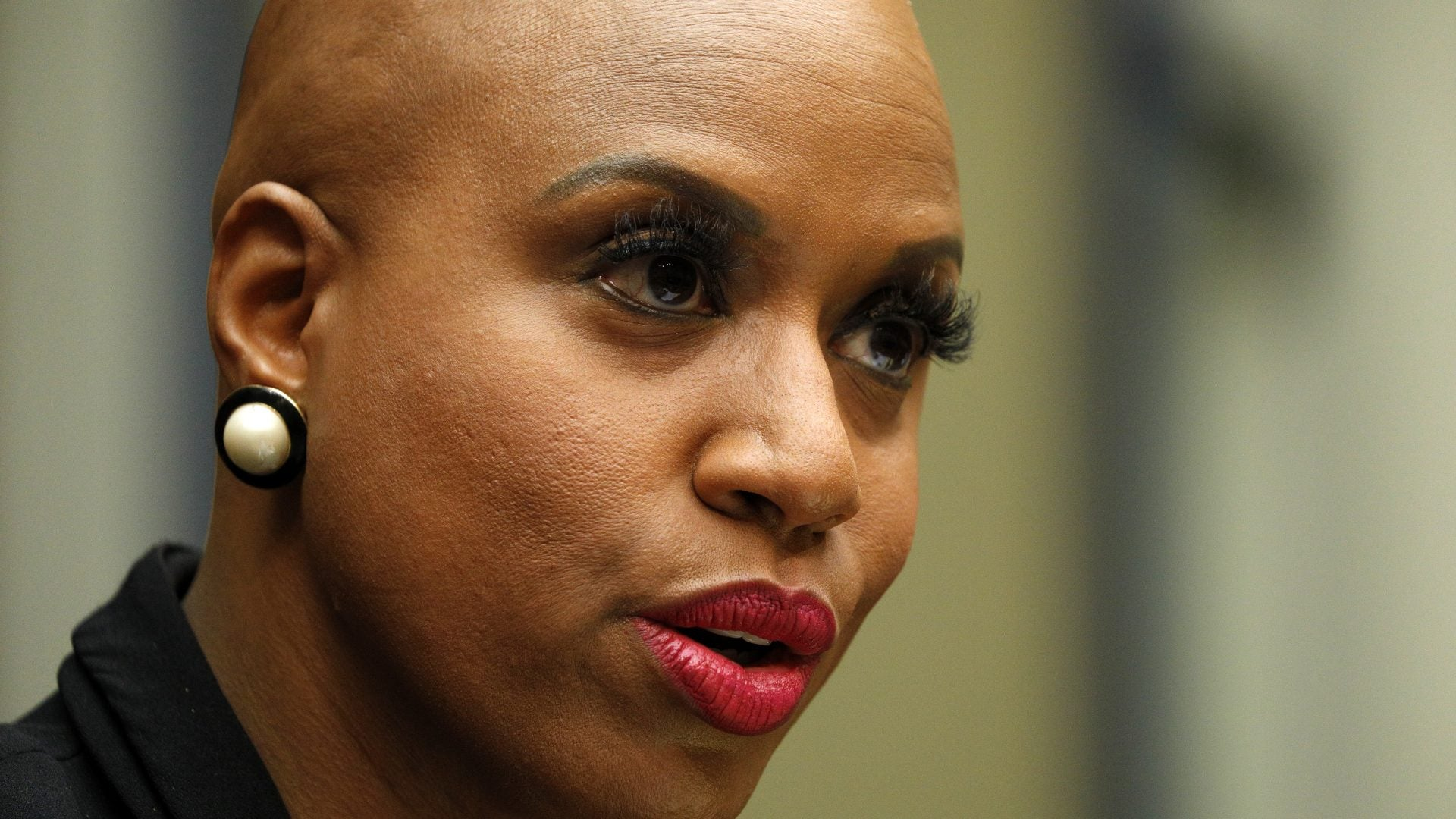 Rep. Pressley's Panic Buttons Were Torn Out During Attack On Capitol. No One Knows Why.