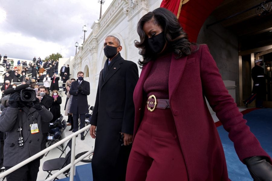 We Fell In Love With Michelle Obama's Inauguration Hair - Essence