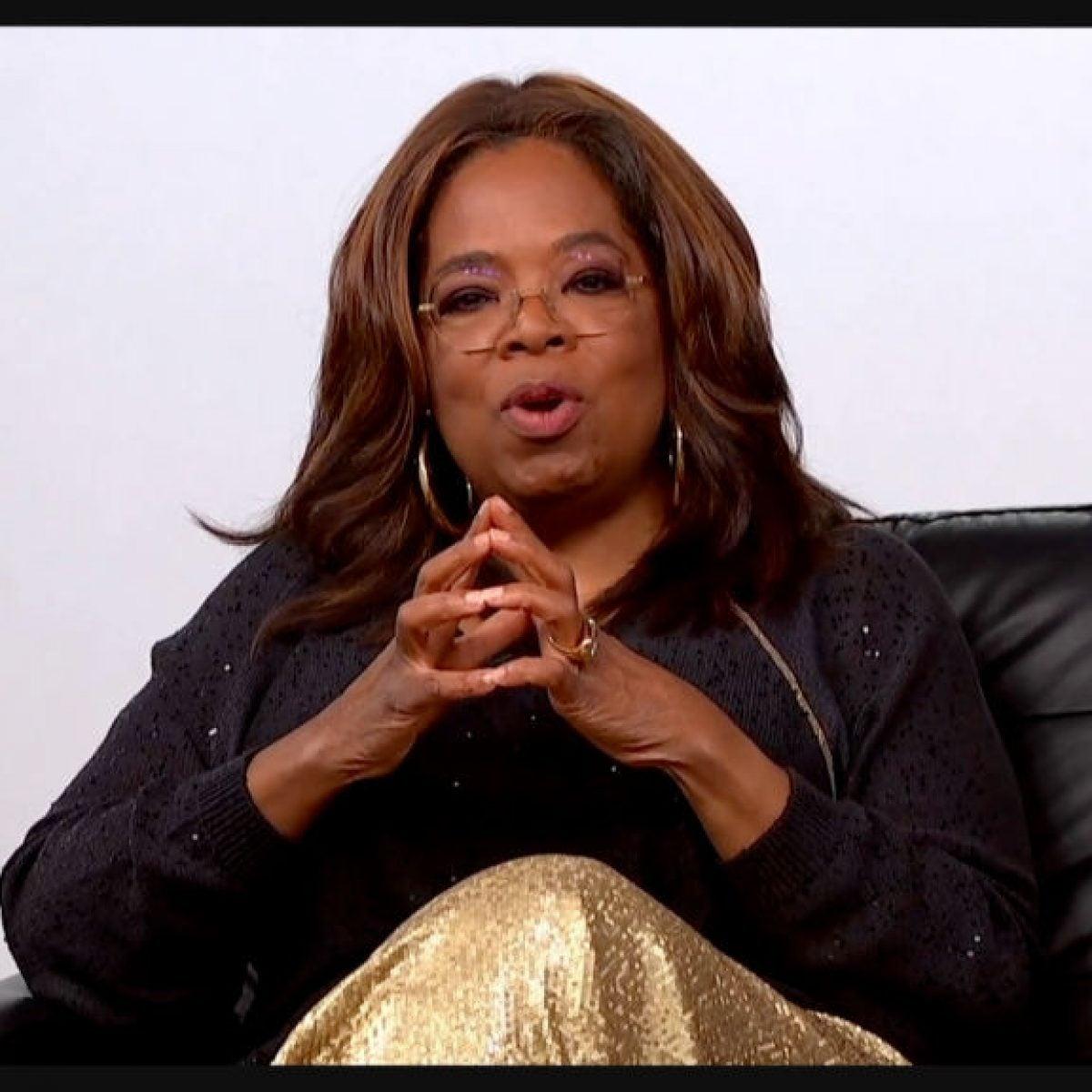 Oprah Winfrey Documentary Coming To Apple TV+