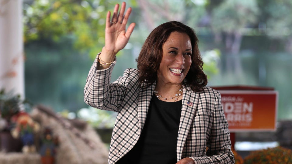 The Best Fashion Moments From Vice-President Kamala Harris