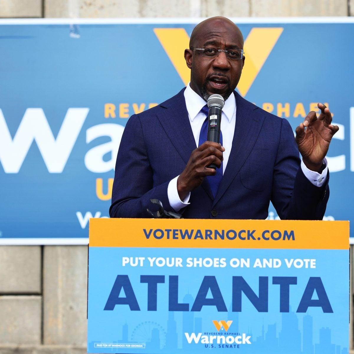 Black Women Helped In Georgia Election