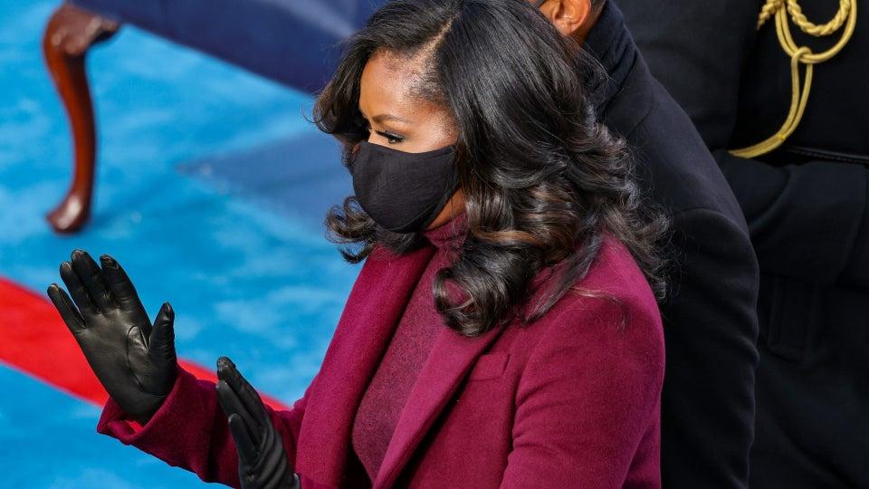 Shop Michelle Obama's Sergio Hudson Inauguration Look