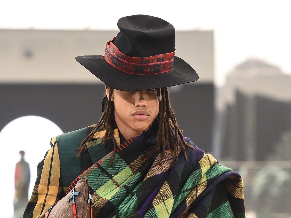 Virgil Abloh Brings Louis Vuitton Home With Fall Menswear