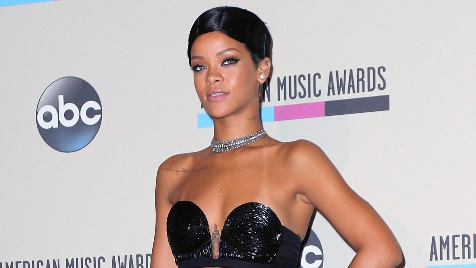 Rihanna's Best Fashion Moments Through The Years