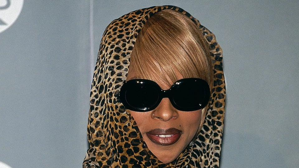 9 Of Mary J. Blige's Best Beauty Moments