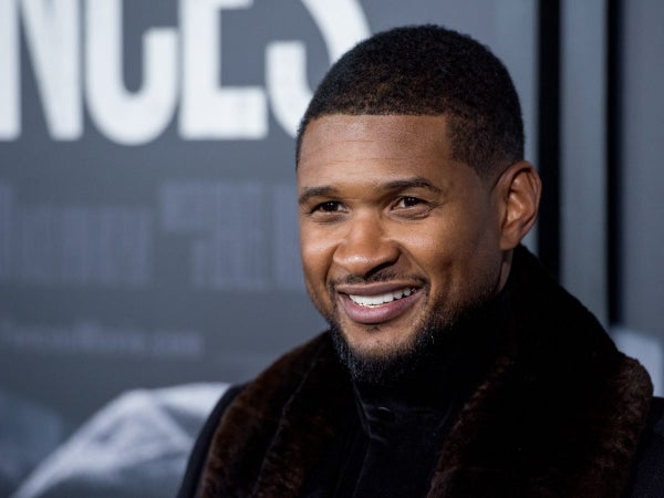 Usher Welcomes Another Son