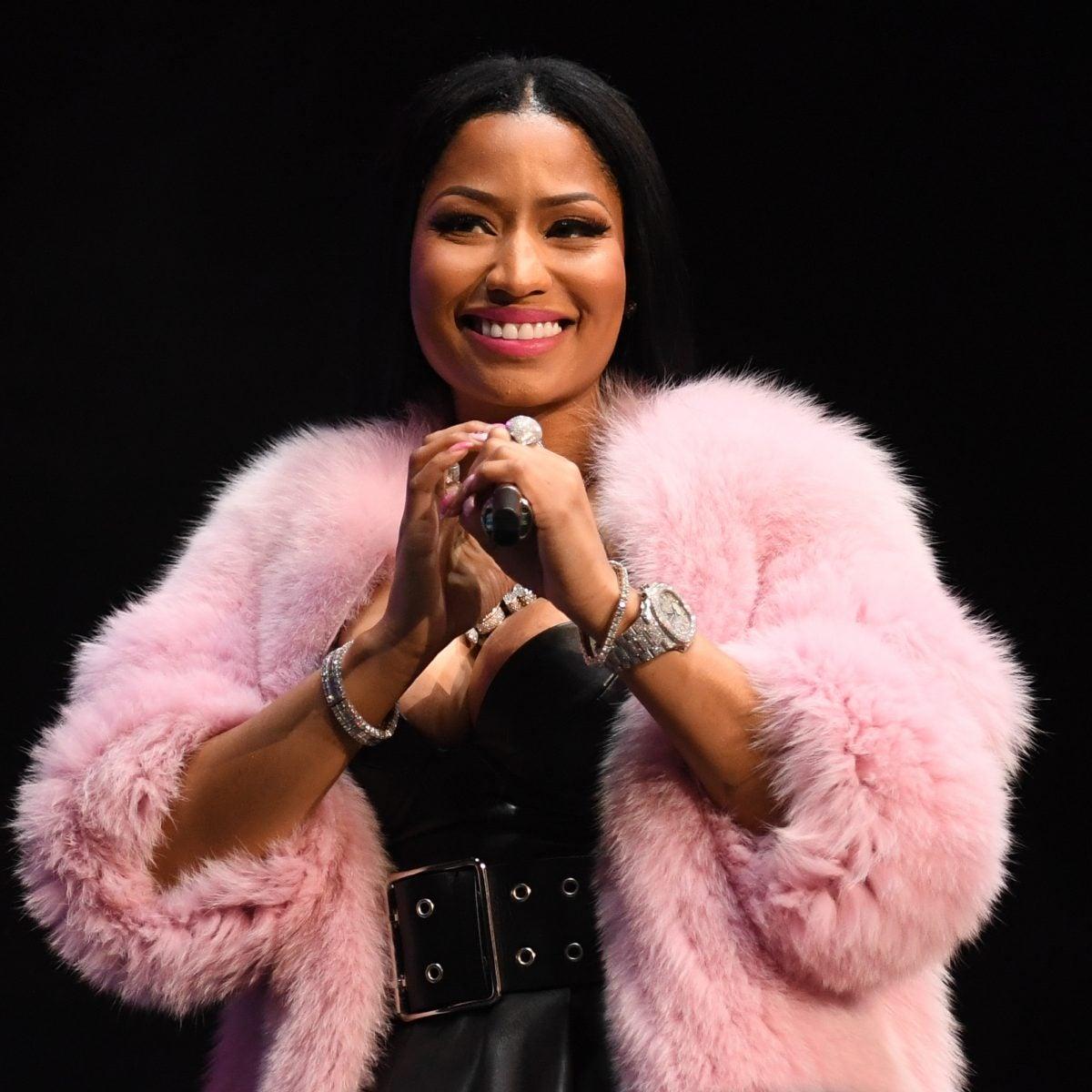 See The First Photos Of Nicki Minaj's Precious Baby Boy